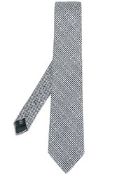 Fashion Clinic Timeless Pointed Tie Blue