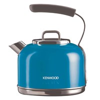 Kenwood Kmix Traditional Boutique Kettle Aqua Skm033