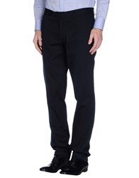 Asfalto Trousers Casual Trousers Men Dark Blue