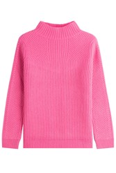 Diane Von Furstenberg Pullover With Merino Wool And Cashmere Red