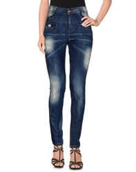 Atos Lombardini Denim Denim Trousers Women