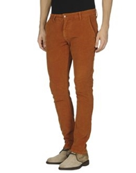 Uncode Casual Pants Camel