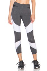 Solow Eclon Crop Legging Gray