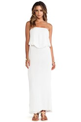 Jens Pirate Booty Brazilian Backless Dress White