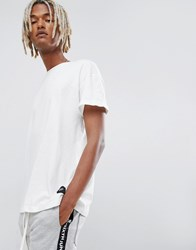 Sixth June Oversized T Shirt In Off White