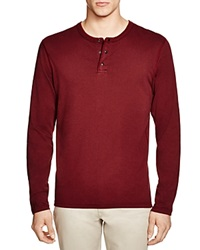 Reigning Champ Henley Blood
