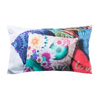 Desigual 'I Create My Own Peace' Pillowcase 50X80cm