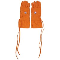 Raf Simons Orange Labo Gloves