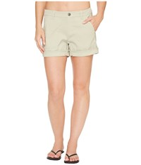 The North Face Adventuress Shorts Granite Bluff Tan Prior Season Beige