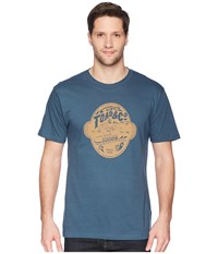 Toadandco Brewed For Adventure Short Sleeve Tee Moody Blue T Shirt