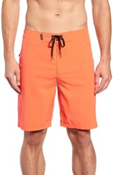 Hurley Phantom One And Only Board Shorts Bright Crimson
