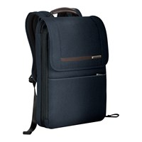 Briggs And Riley Kinzie Flapover Expandable Backpack Navy