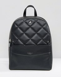 Fiorelli Trenton Quilted Backpack Black