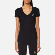 Lucas Hugh Women's Core Performance T Shirt Black