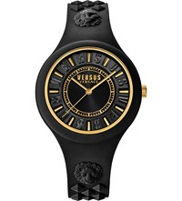 Versus Soq050015 Fire Island Resin And Silicone Watch