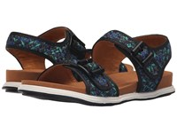 Bernie Mev Denver Peacock Women's Sandals Multi