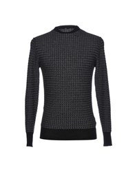 Hosio Sweaters Steel Grey