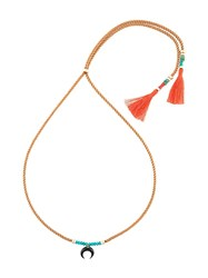 Lizzie Fortunato Jewels 'Sand Twist' Necklace Turquoise