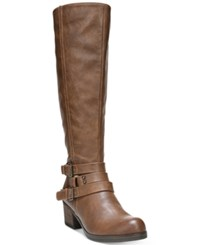 Carlos By Carlos Santana Camdyn Tall Boots Women's Shoes Cognac