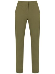 Egrey Tailored Trousers Green