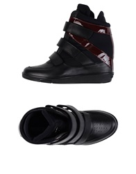 Dirk Bikkembergs High Tops And Trainers Black