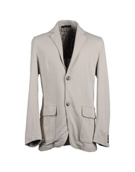 Vneck Suits And Jackets Blazers Men Light Grey