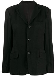 Junya Watanabe Fitted Single Breasted Blazer 60
