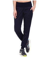 Brooks Run Thru Pants Navy Women's Workout