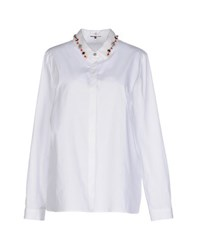 Maliparmi Shirts Shirts Women White