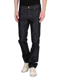 Tru Trussardi Denim Pants Steel Grey
