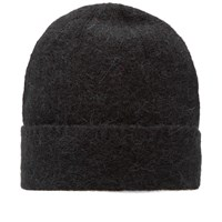 Our Legacy Knitted Hat Black