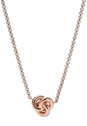 Fossil Vintage Iconic Necklace Rosegoldcoloured Rose Gold