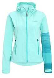 Vaude Moab Soft Shell Jacket Ice Water Mint