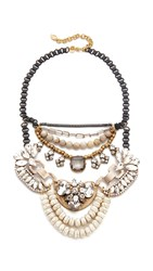 David Aubrey Alynn Statement Necklace Multi