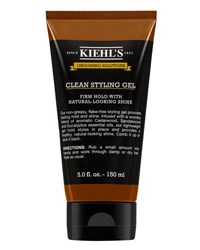 Kiehl's Grooming Solutions Clean Hold Styling Gel 150 Ml