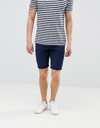 New Look Shorts With Pocket Detail In Navy