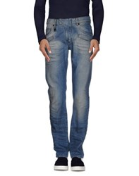 Pierre Balmain Denim Denim Trousers Men Blue