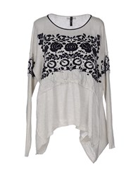 High Sweaters Ivory