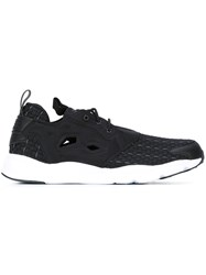 Reebok Chunky Sole Sneakers Black