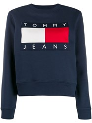Tommy Jeans Embroidered Logo Sweatshirt 60