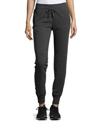 Marc New York Marc Ny Performance Yummy Fleece Jogger Pants Charcoal