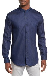 7 Diamonds Men's Lifting The Sea Woven Shirt