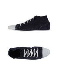 Fessura Footwear High Tops And Trainers Men Dark Blue