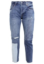 Levi's 501 Relaxed Fit Jeans Blue Denim
