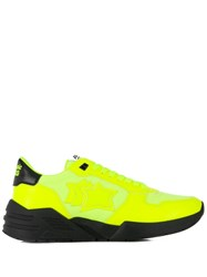 Atlantic Stars Antares Low Top Sneakers Yellow