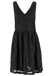 Vero Moda Vmvivi Cocktail Dress Party Dress Black