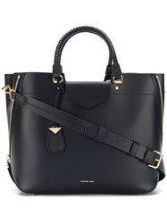Michael Kors Collection Blakely Large Satchel Black