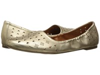 Franco Sarto Brewer Rich Gold Leather Women's Shoes
