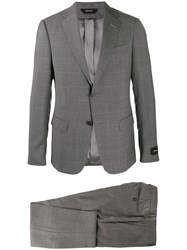 Z Zegna Houndstooth Two Piece Suit 60