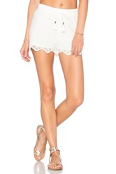 Paige Paxton Short White